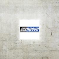 Logo de la radio Radio 102 Nueve FM