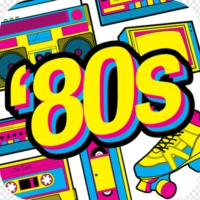 Logo de la radio Hits Music 80
