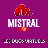 Logo of radio station Mistral FM - Les duos virtuels