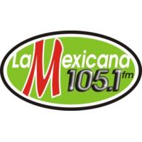 Logo of radio station XHTU La Mexicana 92.3 FM