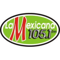 Logo of radio station XHTU La Mexicana 92.3 FM
