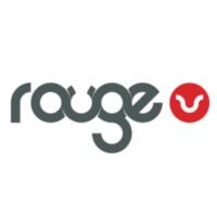 Logo of radio station Rouge FM