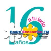 Logo of radio station Radio Sensación FM