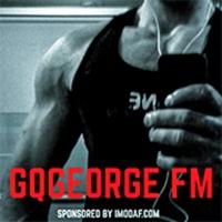 Logo of radio station GQGeorge FM