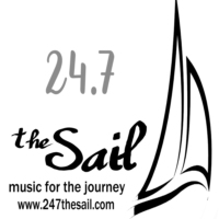 Logo of radio station 24.7 The Sail