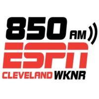 Logo of radio station WKNR ESPN 850