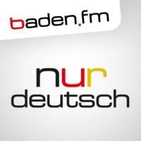 Logo de la radio baden.fm NUR deutsch