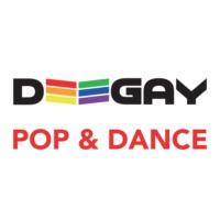Logo de la radio DeeGay Pop & Dance