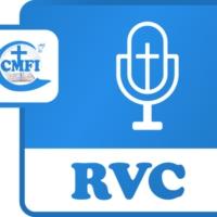 Logo of radio station Radio Voice of the Cross (RVC) - Koume
