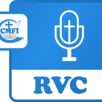 Logo of radio station Radio Voice of the Cross (RVC) - Koume