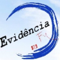 Logo de la radio Evidencia FM