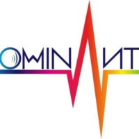 Logo of radio station La Dominante