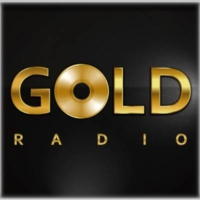 Logo of radio station GOLD Radio