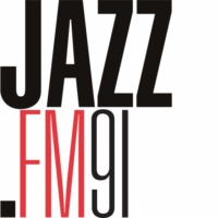 Logo of radio station CJRT-FM Jazz.FM91