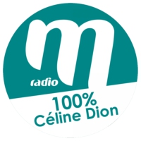 Logo of radio station M Radio - 100% Céline Dion