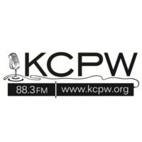 Logo of radio station KCPW 88.3 FM