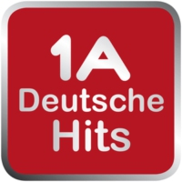 Logo of radio station - 1A - Deutsche Hits