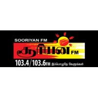 Logo of radio station Sooriyan FM