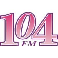 Logo of radio station 104 FM