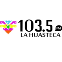Logo of radio station XHOLA La Huasteca 103.5 FM
