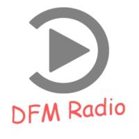 Logo of radio station DFM Radio