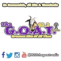 Logo de la radio 92.2 Tha Goat Radio Station