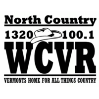 Logo of radio station WCVR North Country 1320
