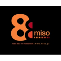 Logo of radio station 88miso