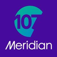 Logo of radio station Meridian FM