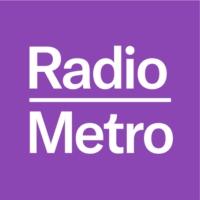 Logo of radio station Radio Metro