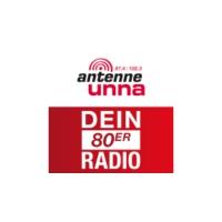 Logo de la radio Antenne Unna - 80er