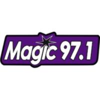 Logo of radio station CKFI-FM Magic 97.1
