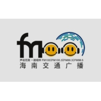 Logo of radio station 海南交通广播 FM100