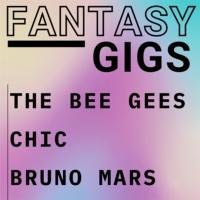 Logo of radio station Fantasy Gigs Disco Live