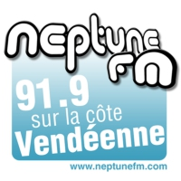 Logo of radio station Neptune FM