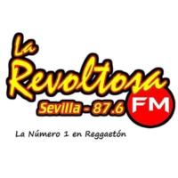 Logo de la radio Revoltosa Fm
