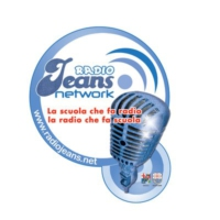 Logo of radio station Radio Jeans