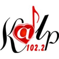 Logo of radio station Kalp FM 102.2