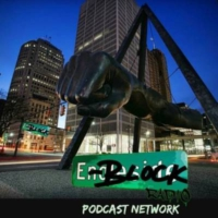 Logo of radio station E-Block Radio Podcast Network