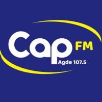 Logo of radio station CAP FM AGDE