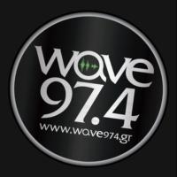 Logo de la radio Wave 97.4
