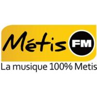 Logo of radio station Métis FM