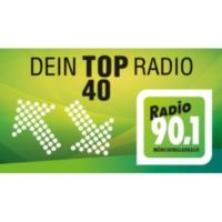 Logo of radio station Radio 90.1 – Dein Top40 Radio