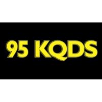 Logo of radio station KQDS 95