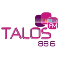 Logo of radio station Tálos FM 88.6 - Τάλως FM 88.6