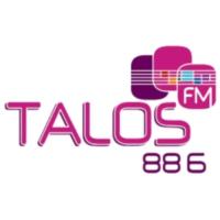 Logo de la radio Tálos FM 88.6 - Τάλως FM 88.6