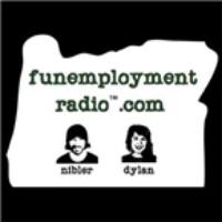 Logo of radio station Funemployment Radio