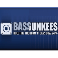 Logo of radio station Bass Junkees