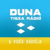 Logo de la radio Duna-Tisza Rádió