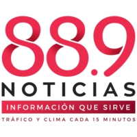 Logo de la radio XHM-FM 88.9 Noticias